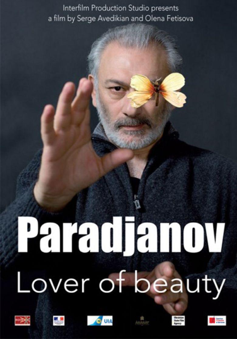 Paradjanov (film) movie poster