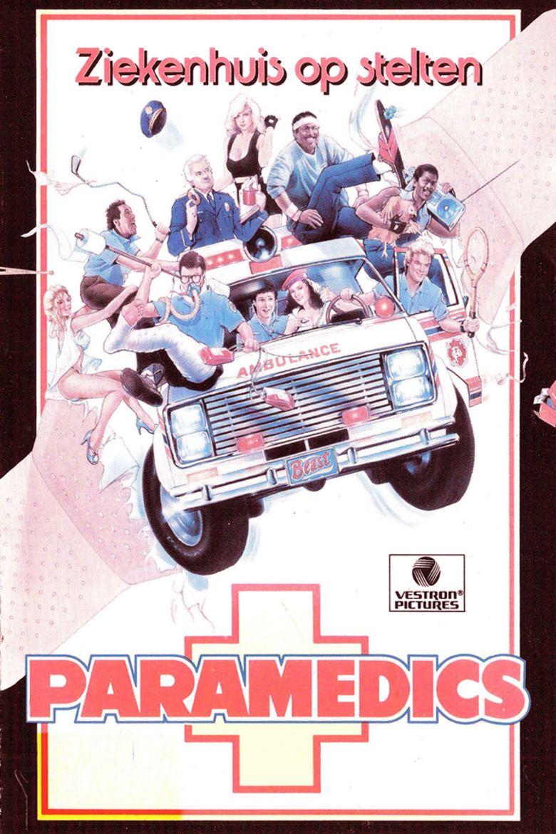 Paramedics (film) movie poster