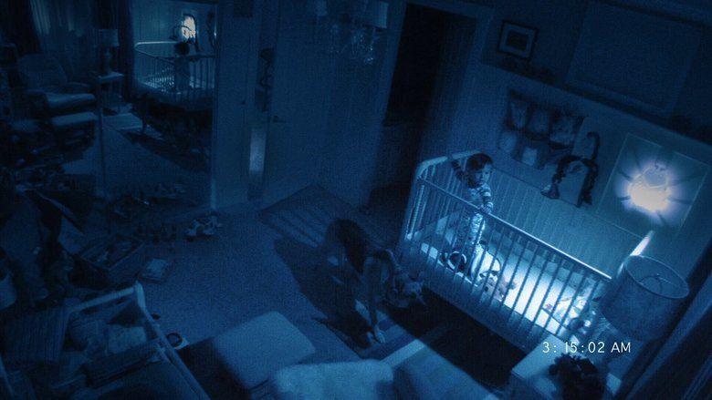 Paranormal Activity 2 movie scenes