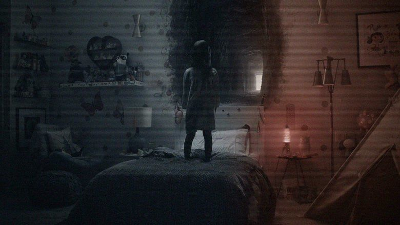 Paranormal Activity: The Ghost Dimension movie scenes