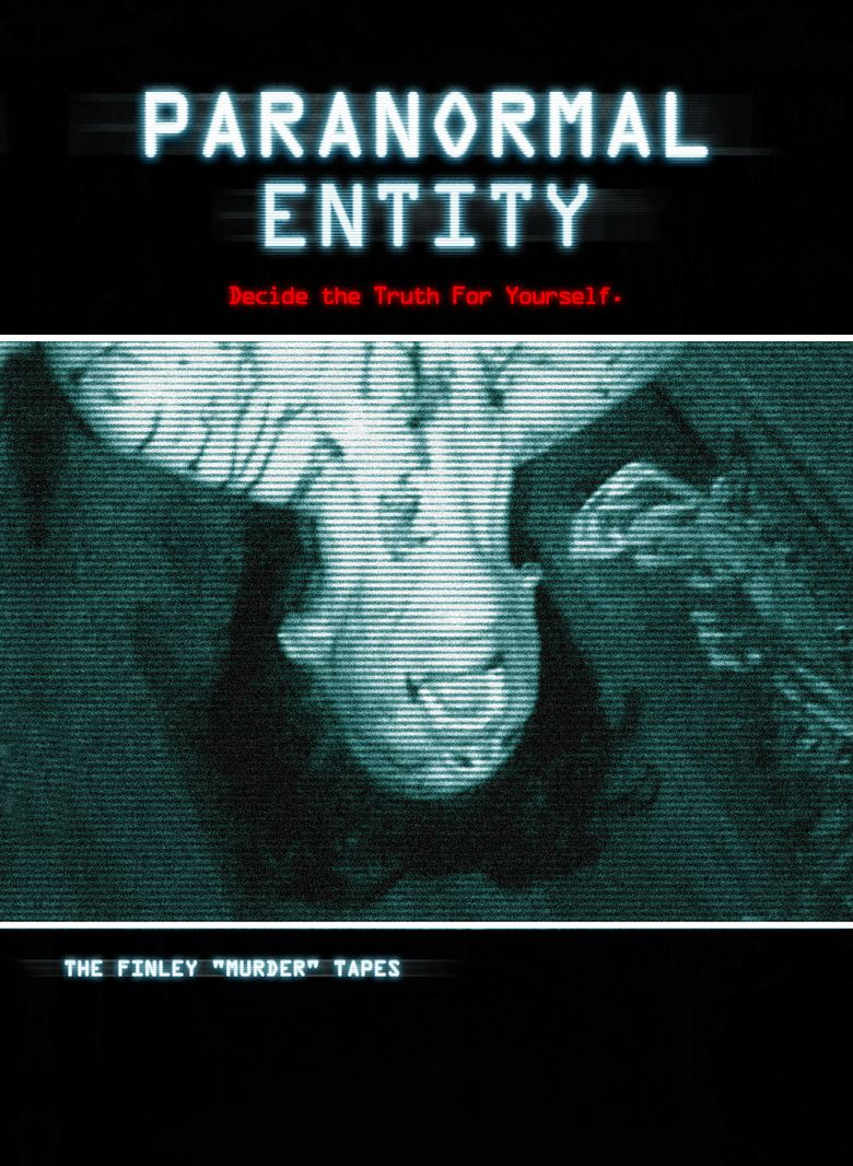 Paranormal Entity movie poster