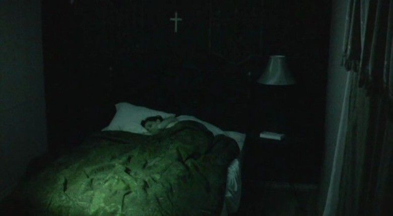 Paranormal Entity movie scenes