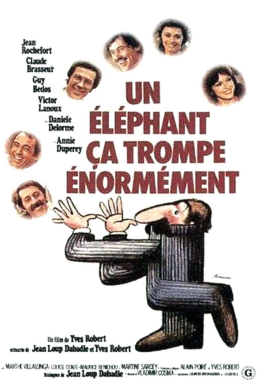 Pardon Mon Affaire movie poster