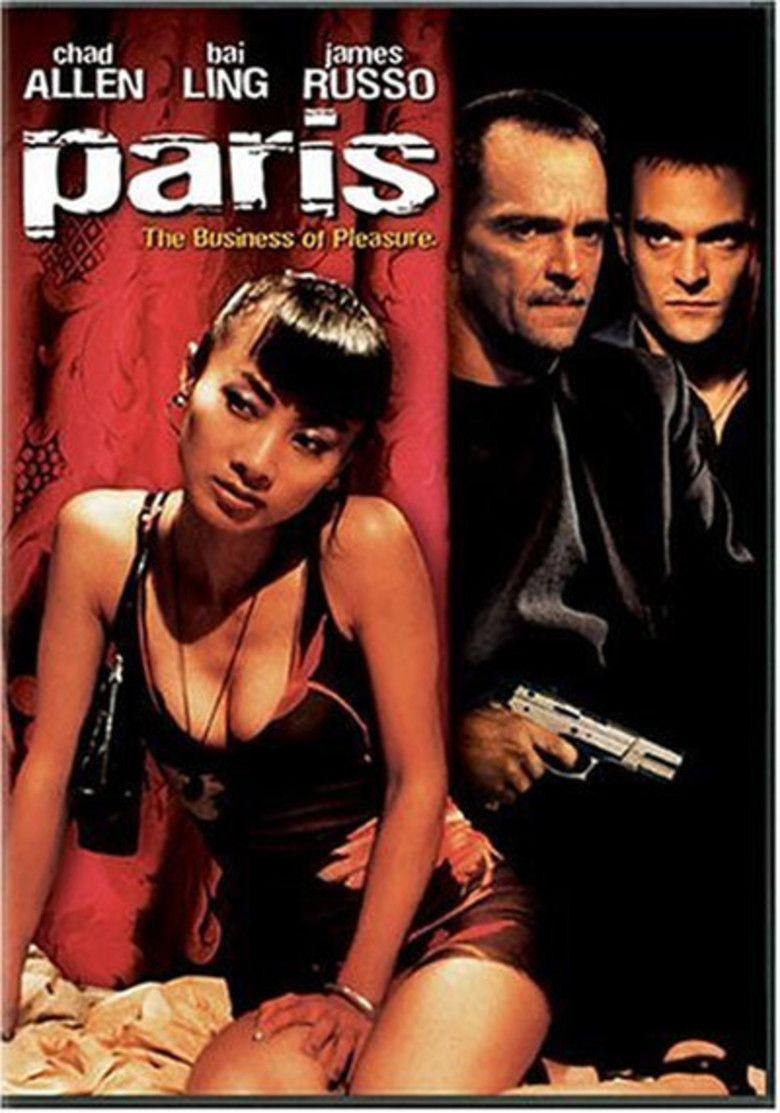 Paris (2003 film) movie poster