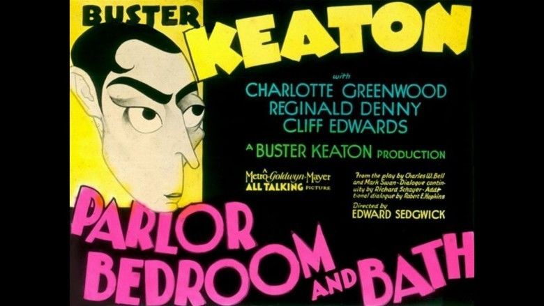 Parlor, Bedroom and Bath movie scenes