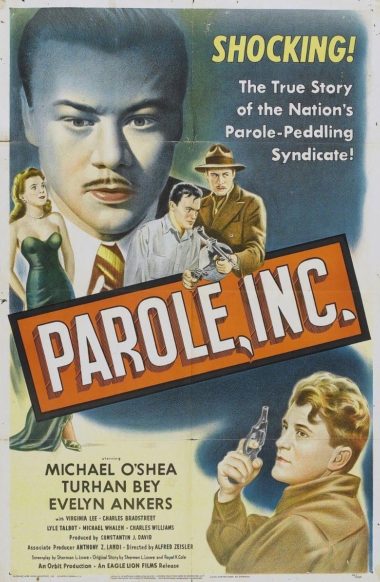 Parole, Inc movie poster