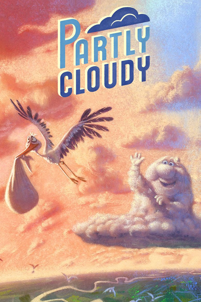 Partly Cloudy movie poster