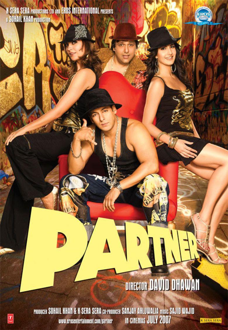Partner (2007 film) movie poster