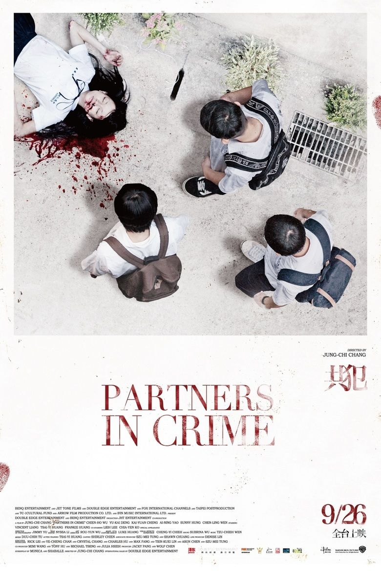 Partners in Crime (film) movie poster