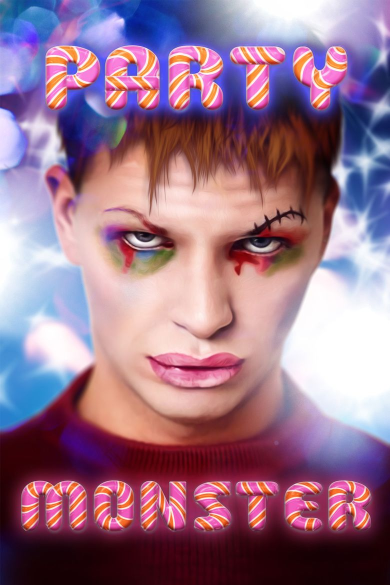 Party Monster: The Shockumentary movie poster