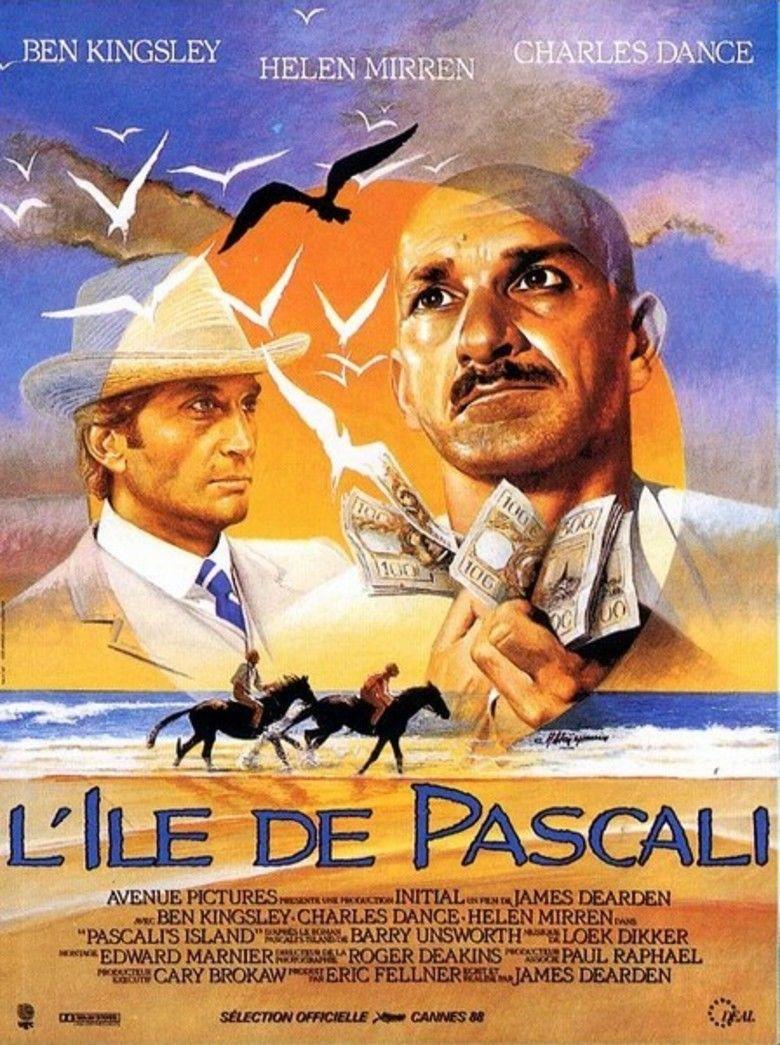 Pascalis Island (film) movie poster