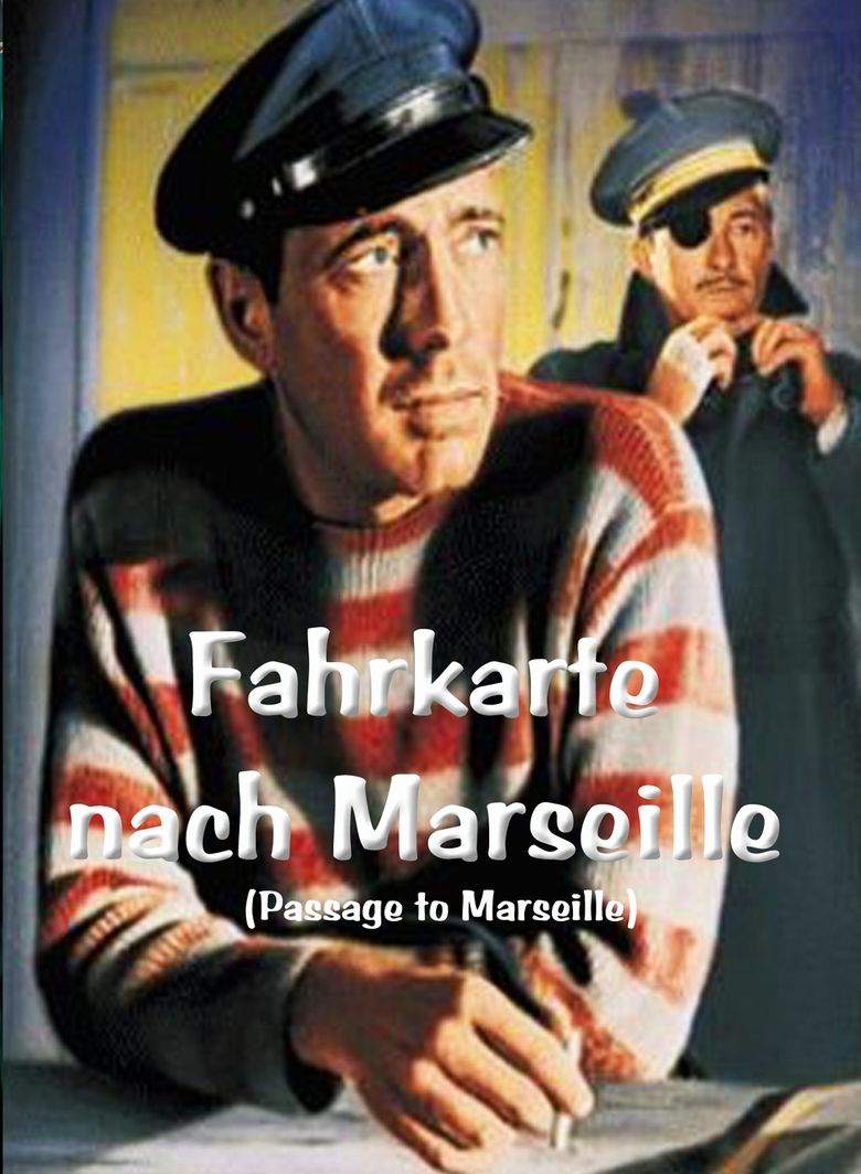 Passage to Marseille movie poster