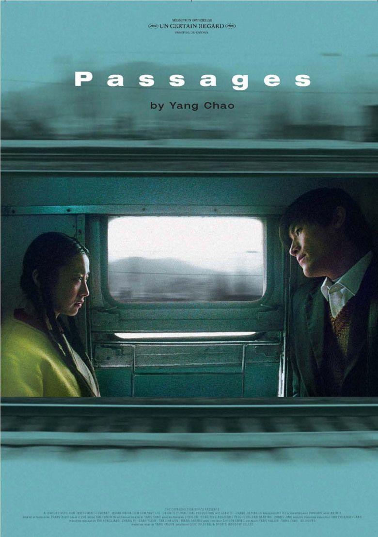 Passages (film) movie poster