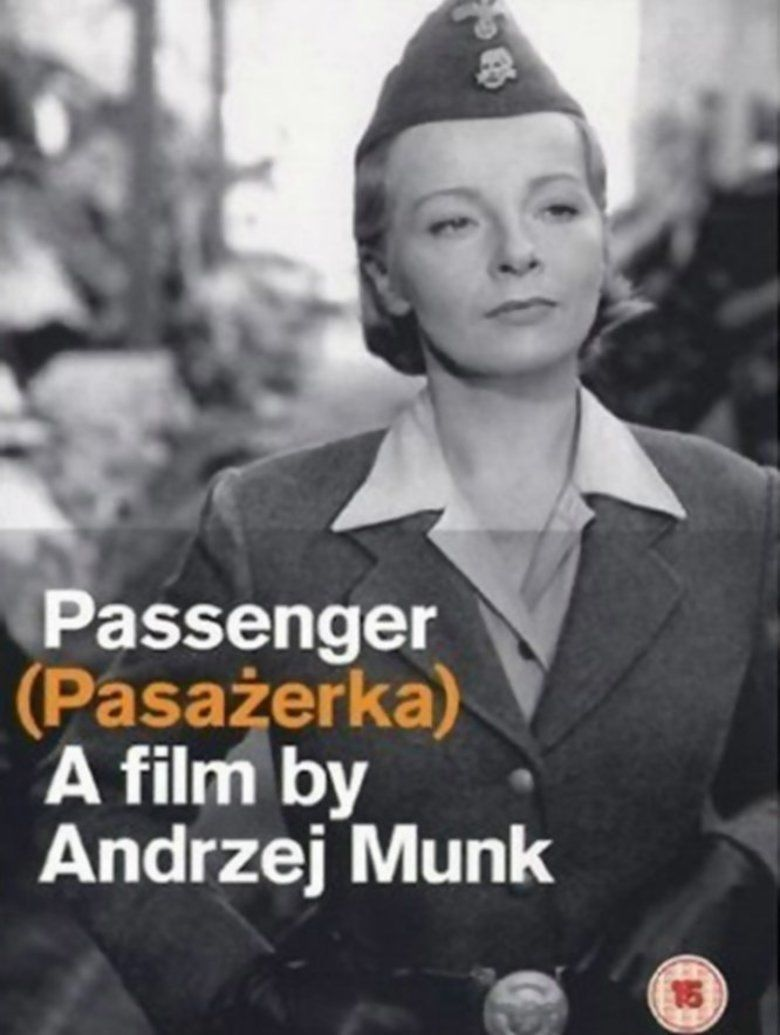 Passenger (1963 film) movie poster