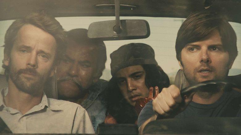Passenger Side movie scenes