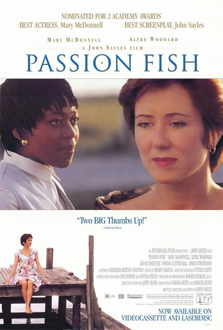 Passion Fish movie poster