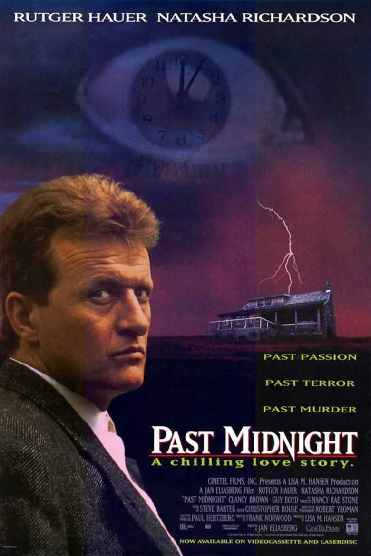Past Midnight movie poster