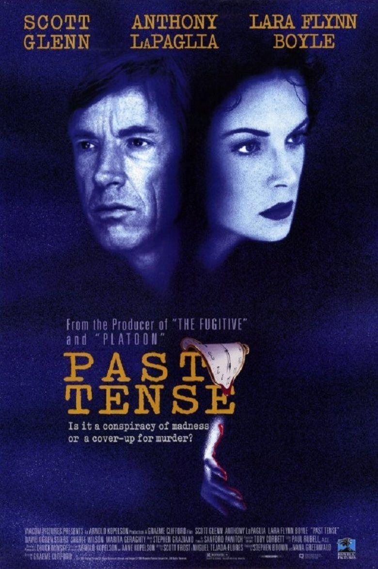 Past Tense (film) movie poster