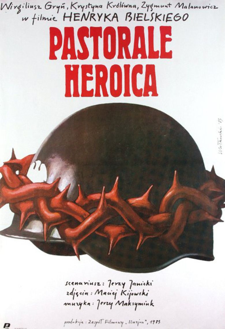 Pastorale heroica movie poster