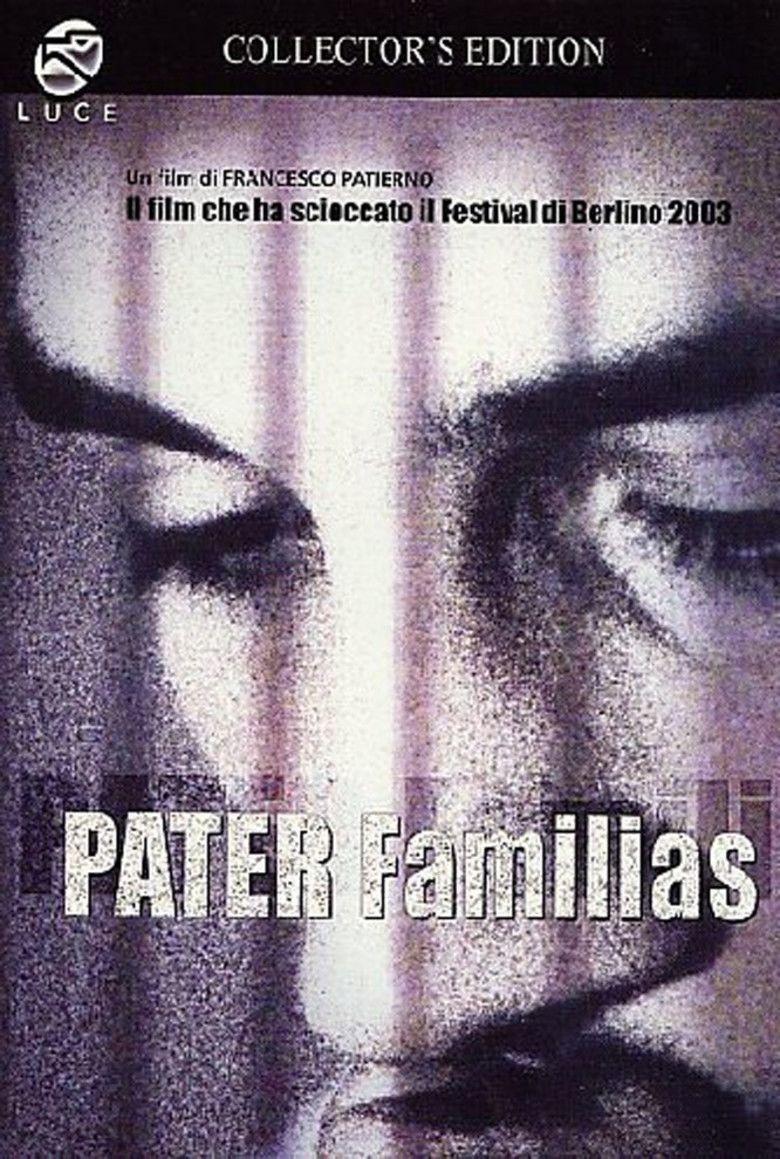 Pater Familias (film) movie poster