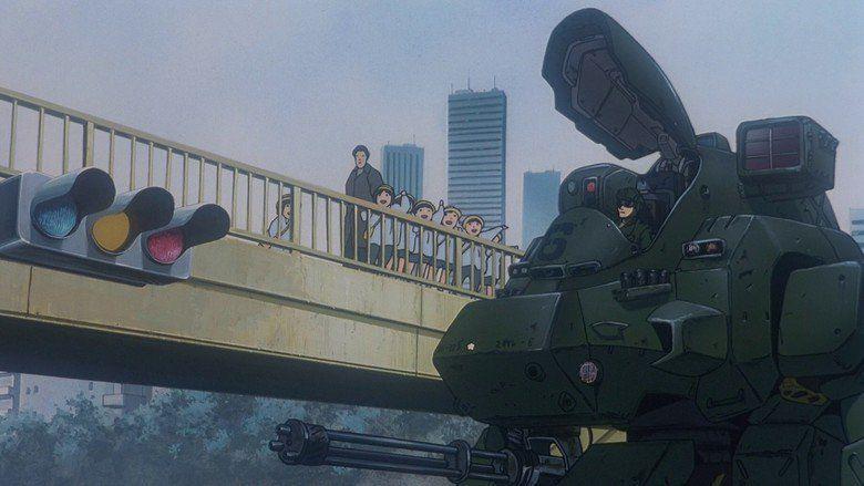 Patlabor 2: The Movie movie scenes