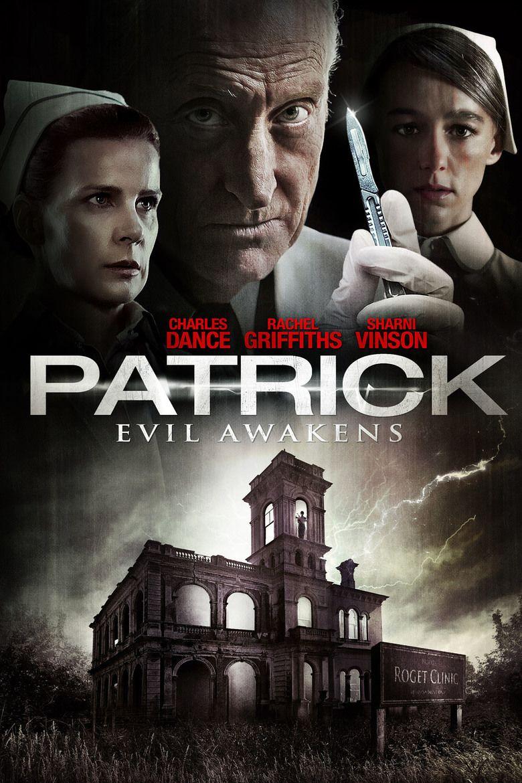 Patrick: Evil Awakens movie poster