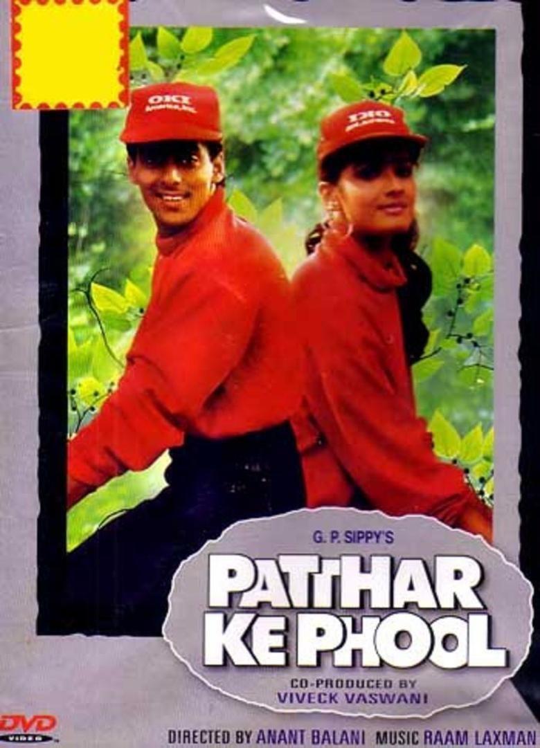 Patthar Ke Phool movie poster