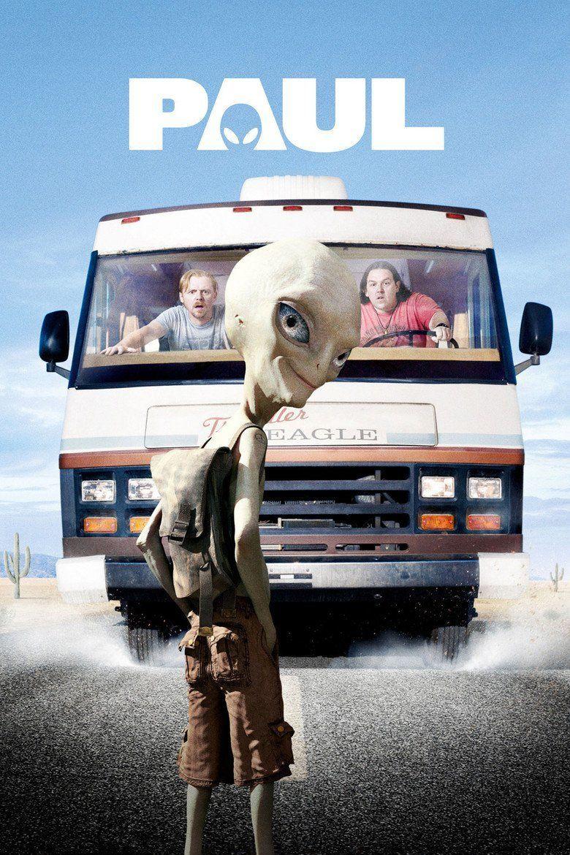 Paul (film) movie poster
