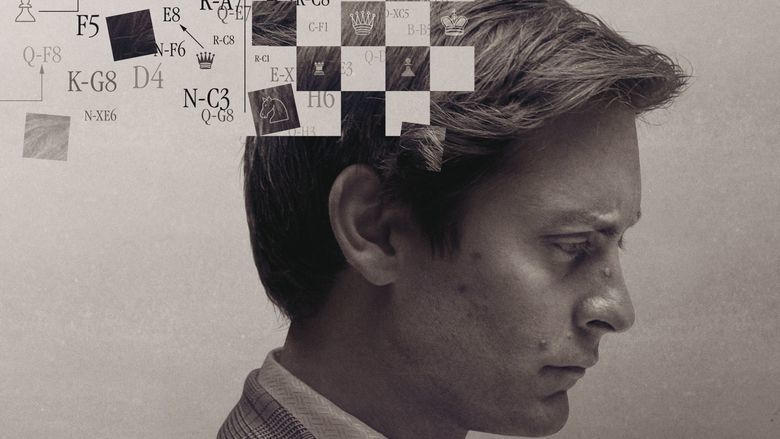 Pawn Sacrifice movie scenes