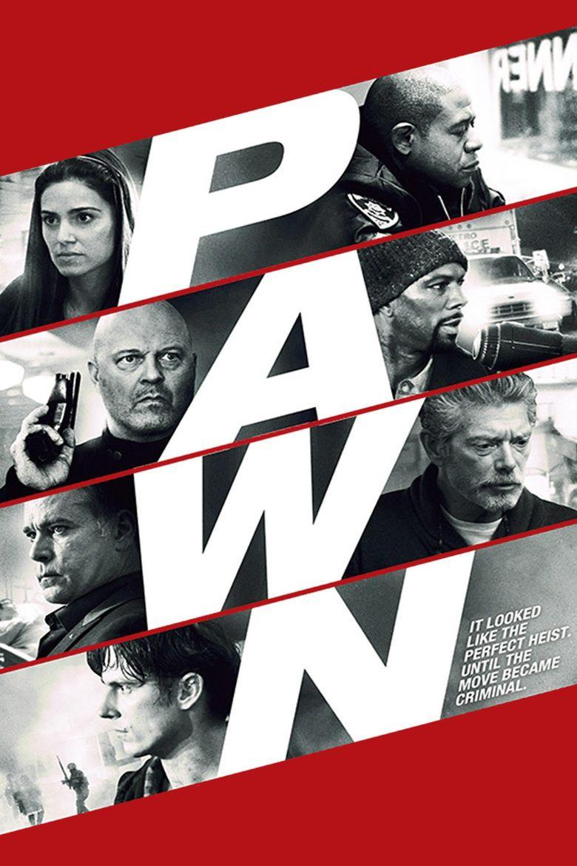 Pawn (film) movie poster