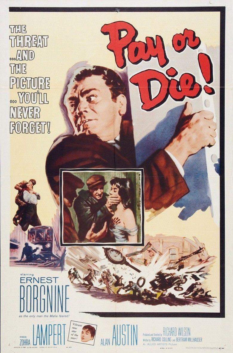 Pay or Die movie poster