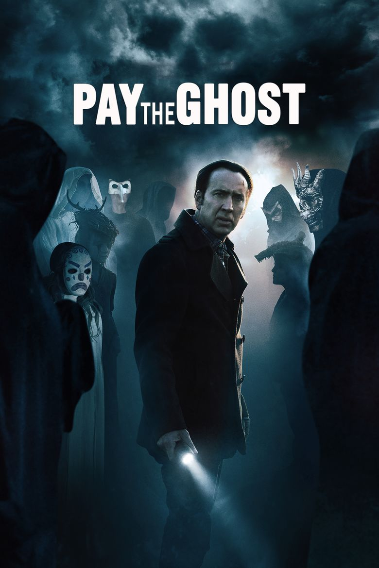 Pay the Ghost movie poster