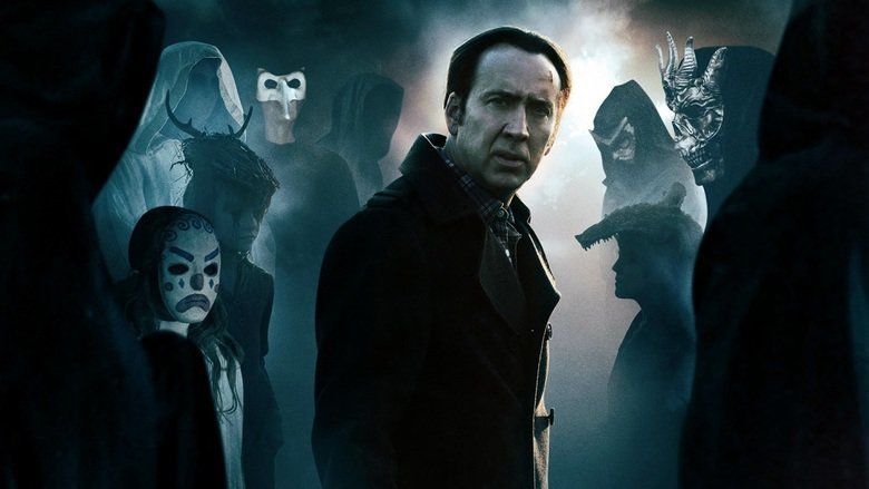 Pay the Ghost movie scenes