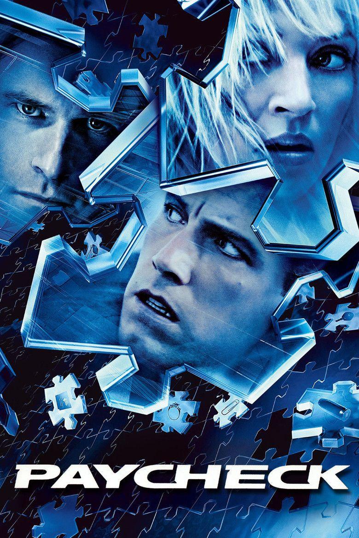 Paycheck (film) movie poster
