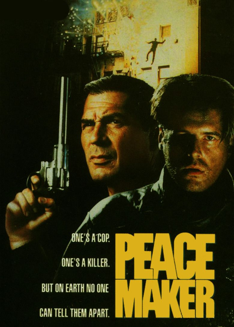 Peacemaker (1990 film) movie poster