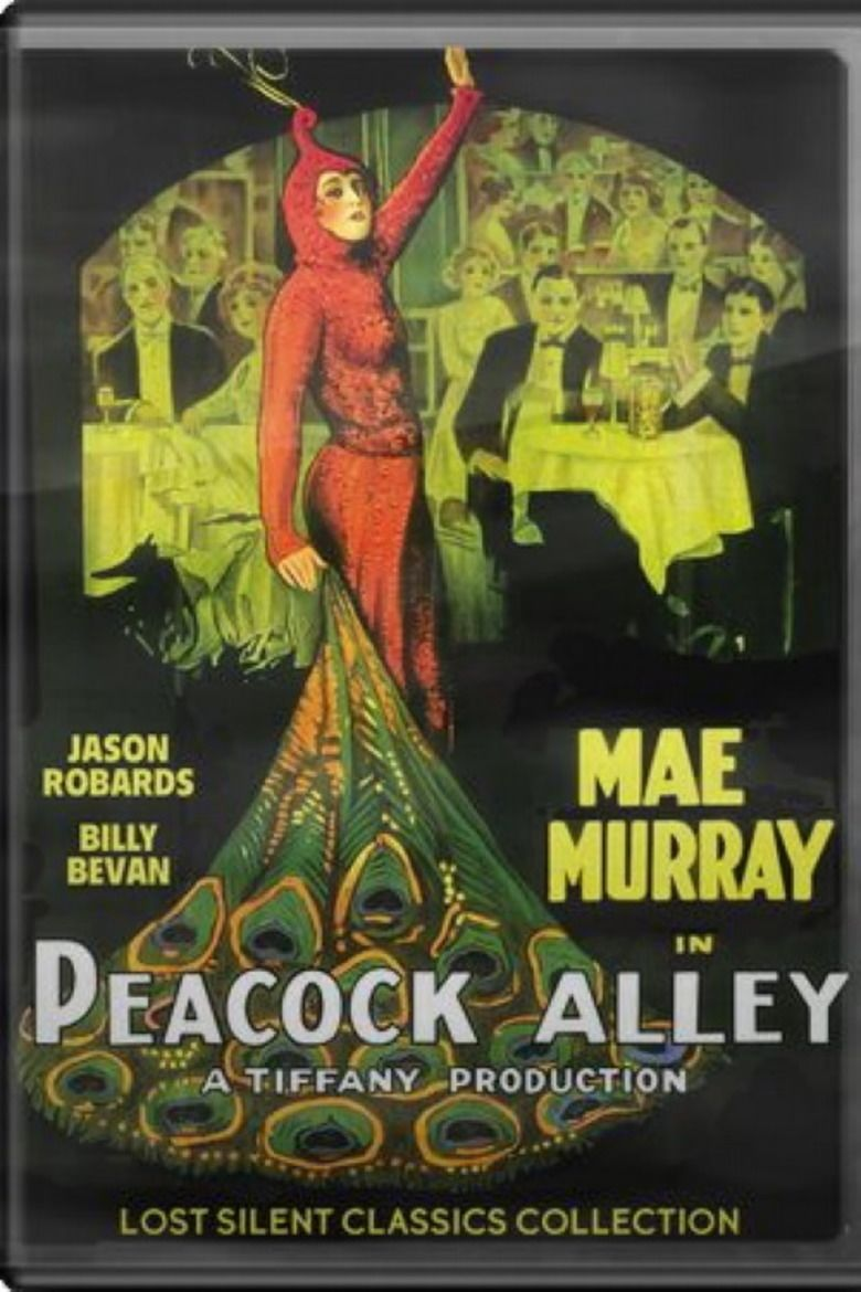 Peacock Alley (1930 film) movie poster