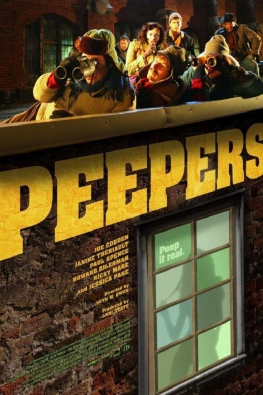 Peepers (film) movie poster