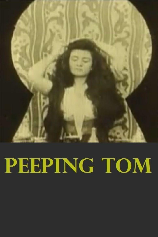 Peeping Tom (1897 film) movie poster