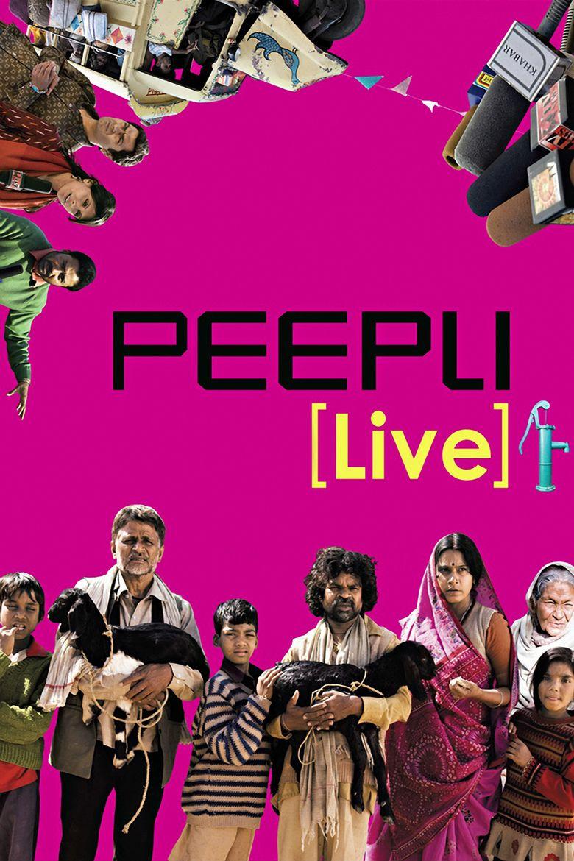 Peepli Live movie poster