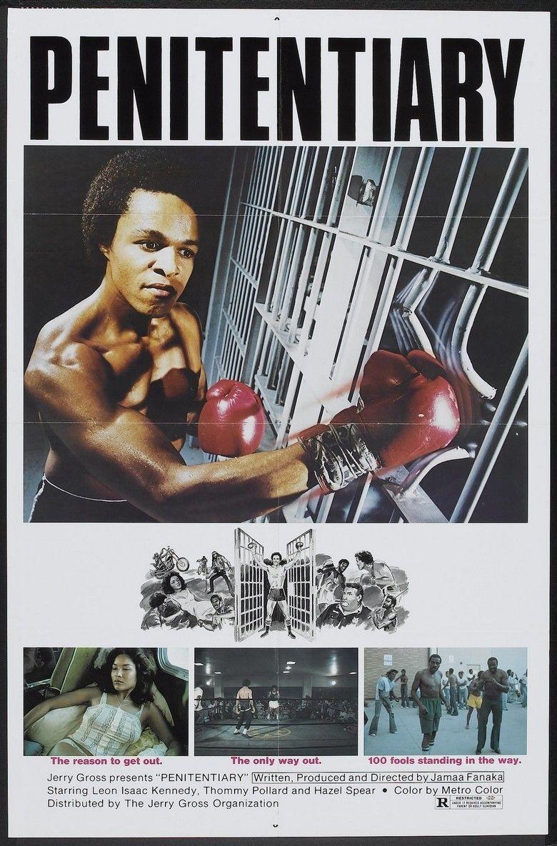 Penitentiary (1979 film) movie poster