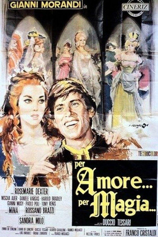 Per amore per magia movie poster