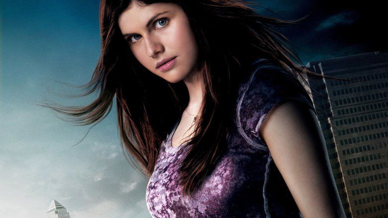 Percy Jackson and the Olympians: The Lightning Thief movie scenes