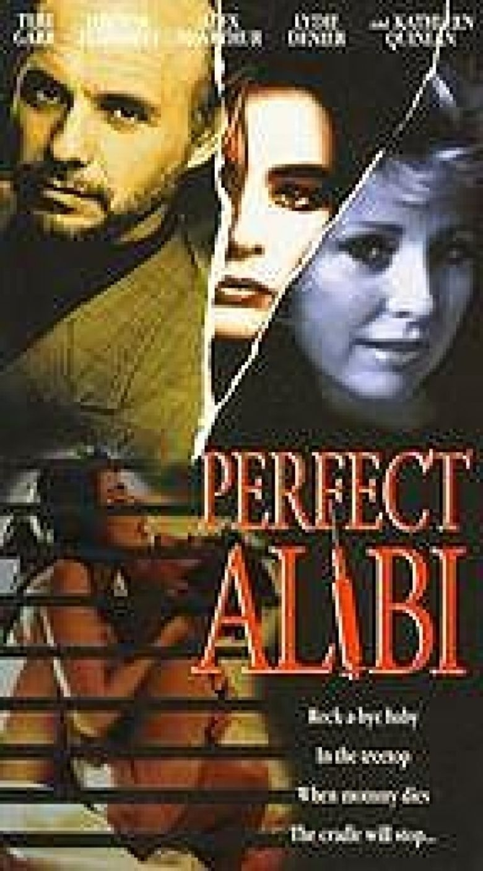 Perfect Alibi (1995 film) movie poster