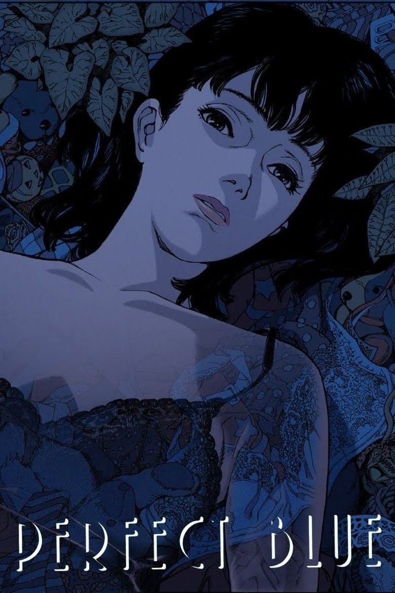 Perfect Blue movie poster