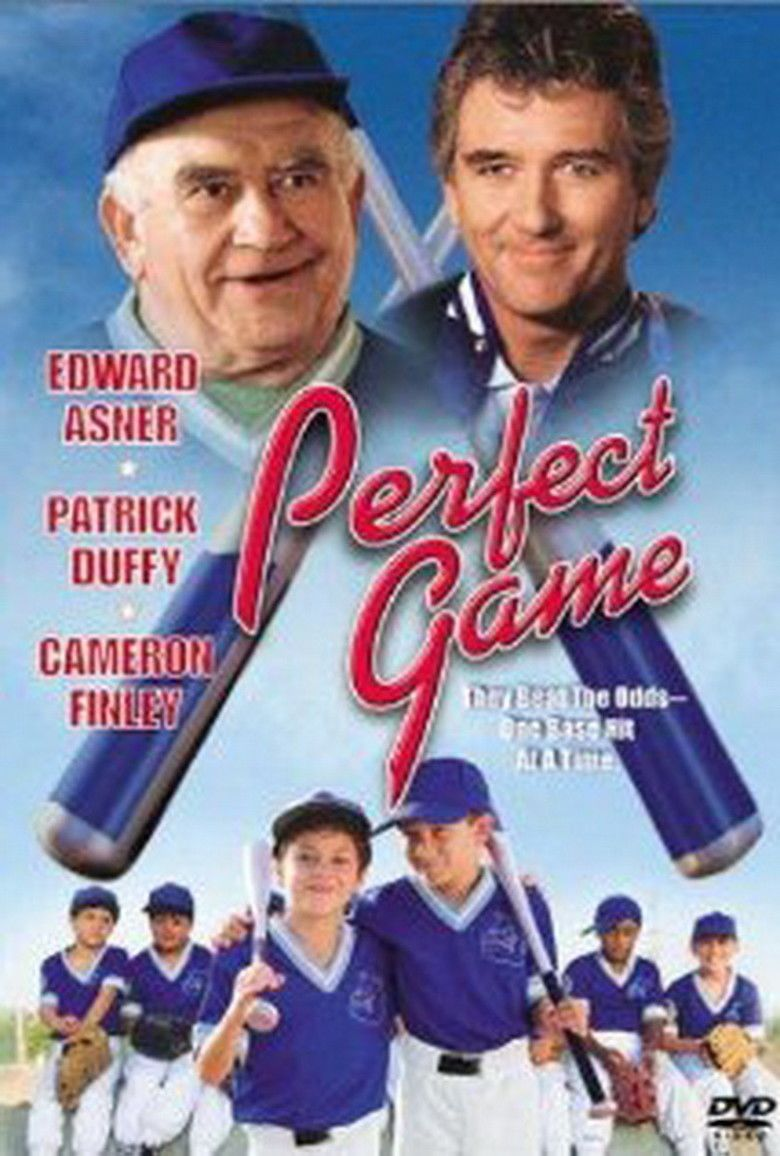 Perfect Game (2000 film) movie poster
