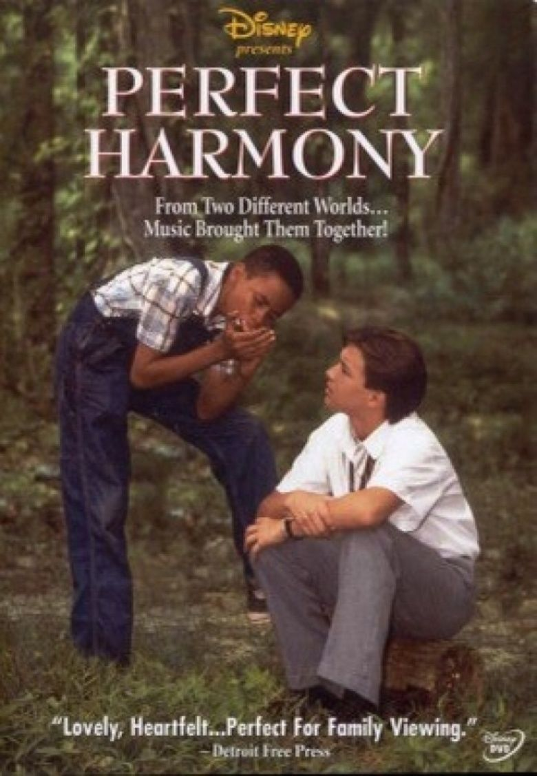 Perfect Harmony movie poster