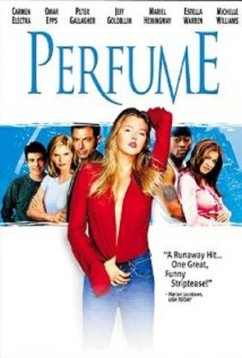 Perfume (2001 film) movie poster