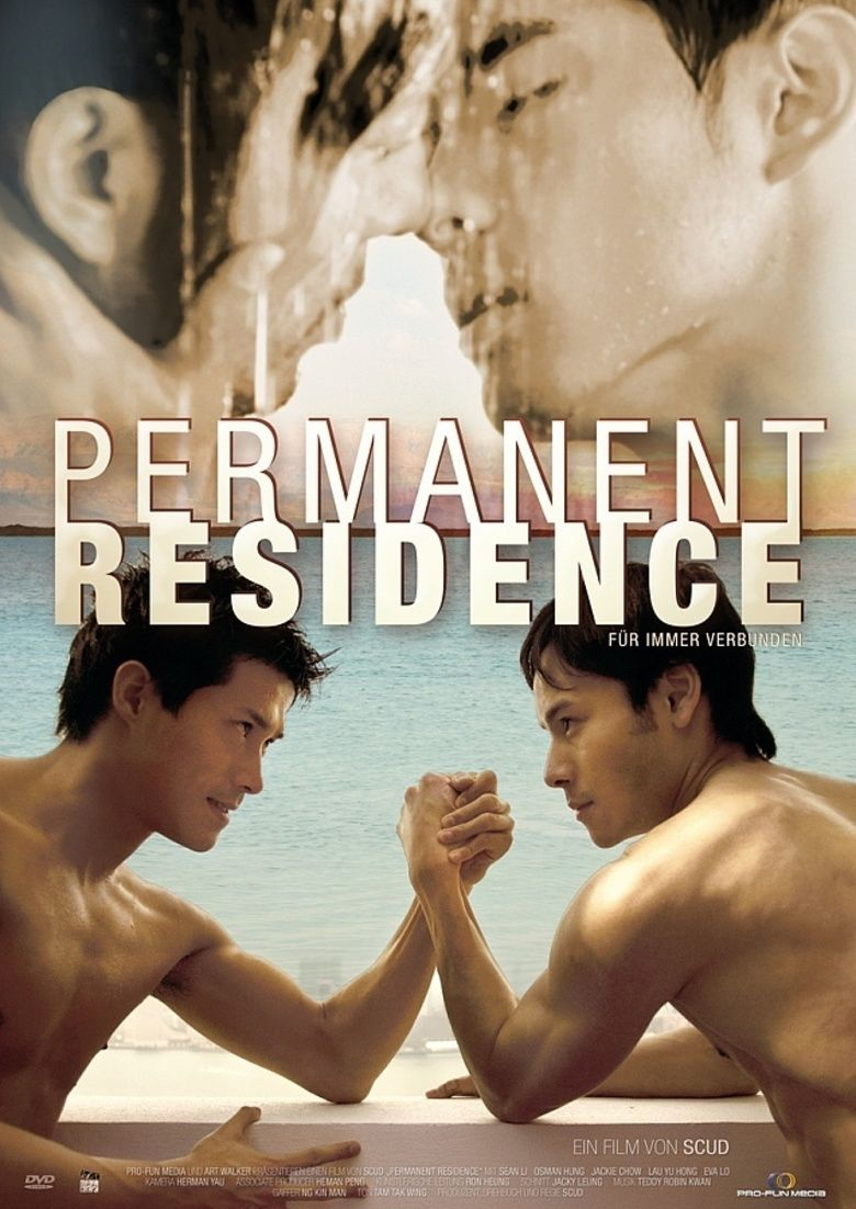 Permanent Residence movie poster