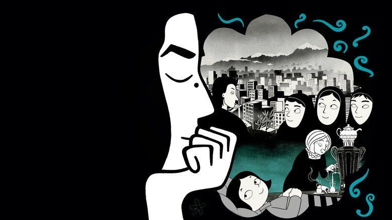 a film analysis of persepolis by marjane satrapi Film history literature math  marjane satrapi : satrapi's persepolis graphic novel  persepolis by marjane satrapi if   .