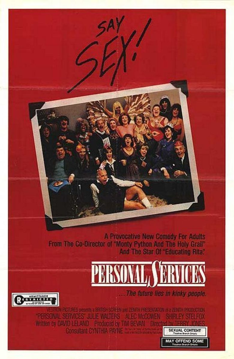 Personal Services movie poster